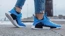 Демонстрация Adidas Human Race NMD от