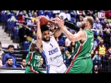 UNICS vs Zenit Highlights 3rd Place. June 10 2018