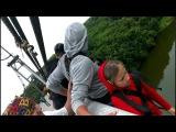 Лилия 10 лет !!! Rope Jumping Tandem(прыжок с моста). г. Житомир by Slobodian Maksim