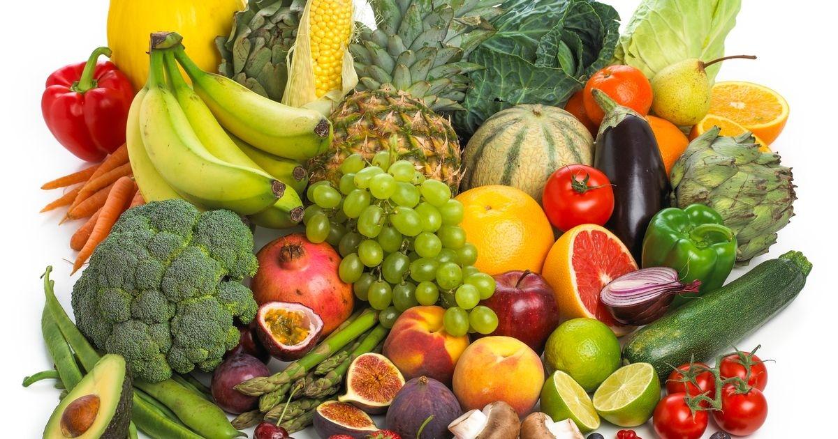 Продукты повышающие щелочной баланс в организме