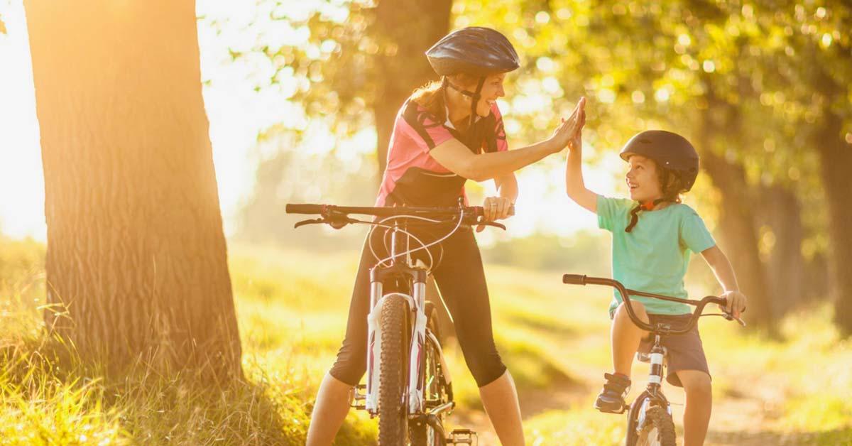 Ведите активный образ жизни для поддержки легкого