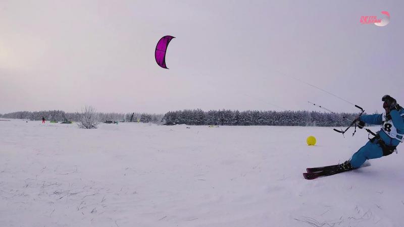 I Этап Кубка Волги по сноукайтингу классе стандарт М