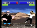 Тимати против Максим Фадеев, Mortal combat stars-Timati VS Fadeev