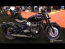 2018 Triumph Bonneville Bobber - Walkaround - 2018 Montreal Motorcycle Show