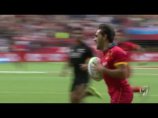Spains historic first win against new zealand