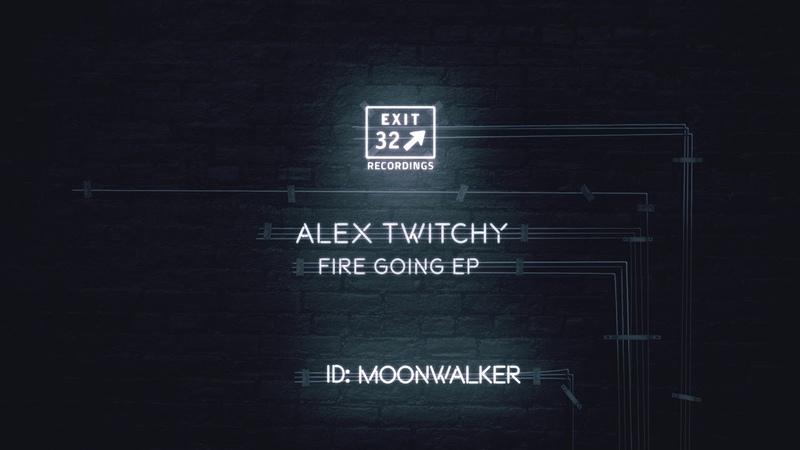 Alex Twitchy - Moonwalker (Original Mix)