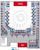 source. вместимость: 1500чел. вход: по билетам фейс-контроль и дресс-код: условные возрастной ценз: 18+. схема зала...