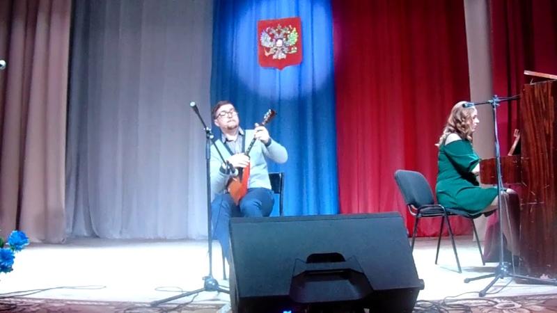 К. Маслов и М. Кочурова - Румынская песня и Чардаш (День Конституции)