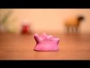 Кулинария из милых игрушек - Миниатюра mini-asmr, ASMR, toy, stopmotion animation