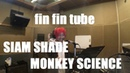 【SIAM SHADE - MONKEY SCIENCE】fin fin tube cover