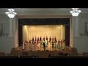 Академический хор Ad libitum ХНУ имени В Н Каразина Prende la vela