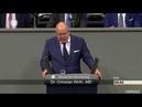 Die Linke will ihre antideutsche Politik durchsetzen ► AfD - Dr. Christian Wirth im Bundestag