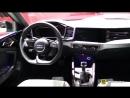 2019 Audi A1 35 TFSI - Exterior and Interior Walkaround - Debut at 2018 Paris Motor Show