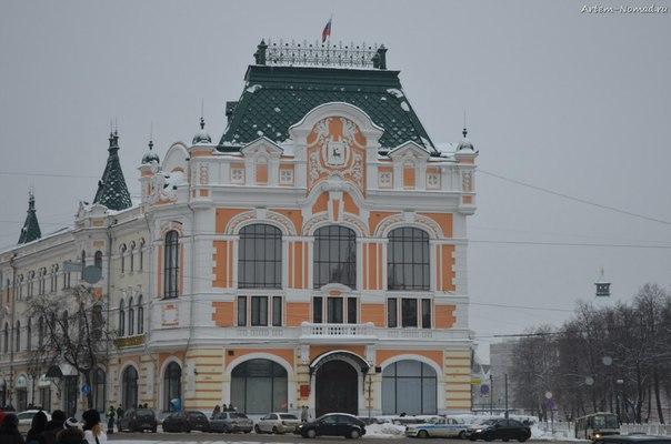 Бывшее здание Городской думы