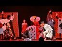 Фэнтези-мюзикл АЛИСА В СТРАНЕ ЧУДЕС - Шествие Красной королевы и её свиты.