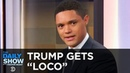 Trump's Loco Trade Announcement Between the Scenes The Daily Show