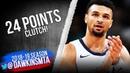 Jamal Murray Full Highlights 2019.01.13 Nuggets vs Blazers - 24 Pts, CLUTCH! FreeDawkins