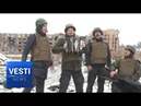 New Year's On the Front A Soldier's Deployment in Donbass is Filled With Music and Celebration