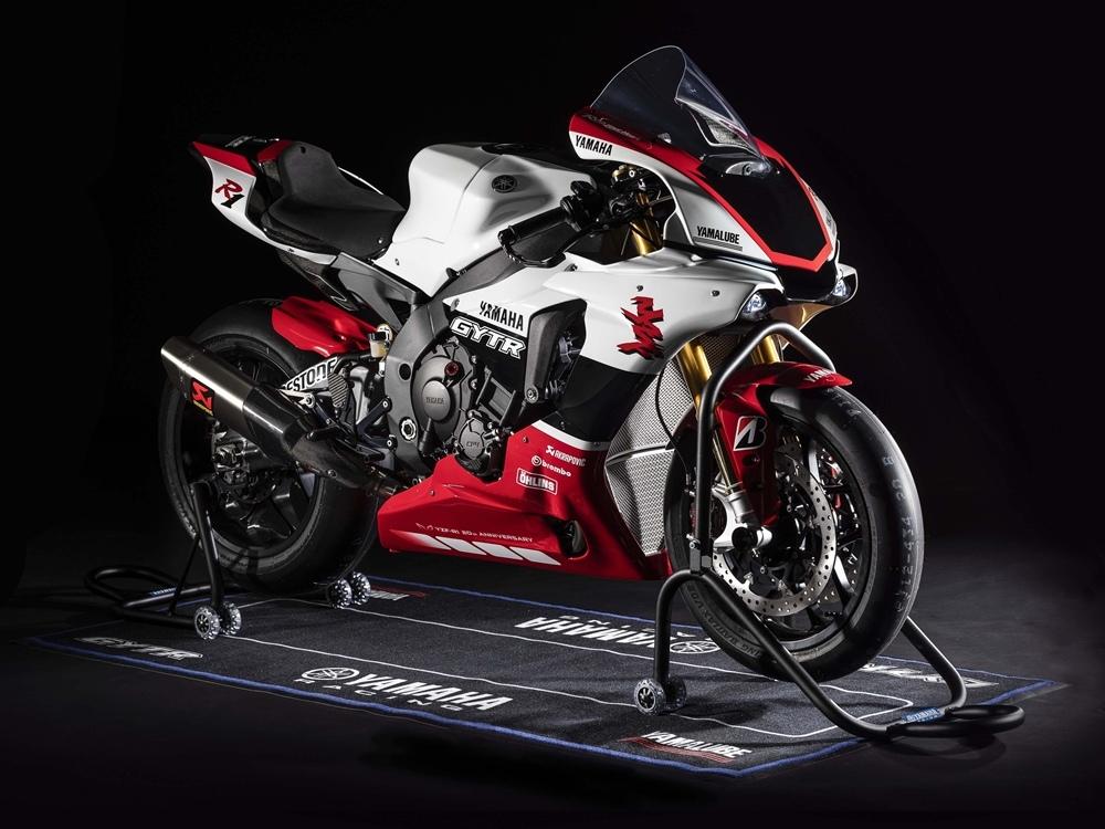 Супербайк Yamaha YZF-R1 GYTR доступен по предзакзау за 39 500 евро (в Европе)