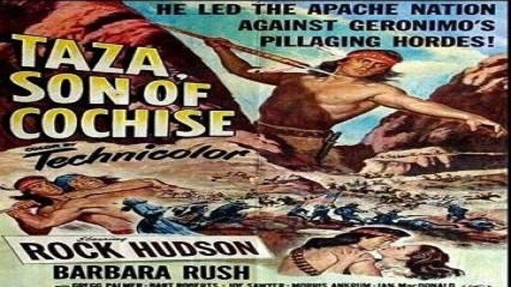 Raza de violencia (1954)