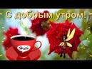 Пожелание с добрым утром! Добро утро! Хорошего дня! Отличного настроения!