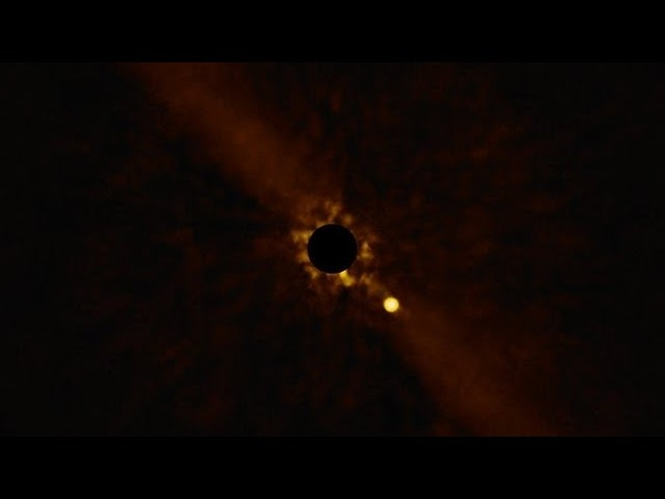Stunning Exoplanet Time-lapse