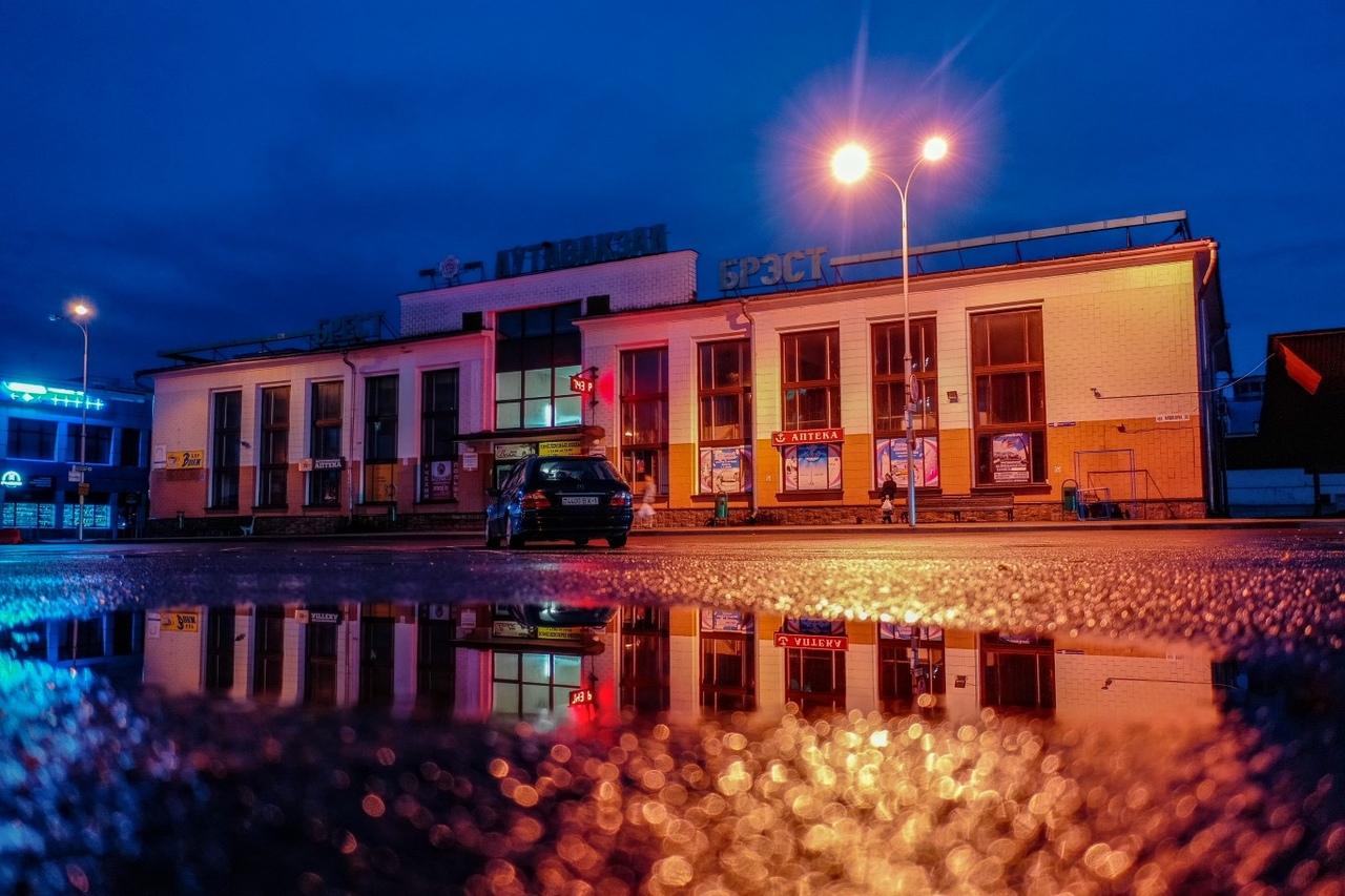 Судьба старого здания автовокзала в историческом центре Бреста до сих пор неизвестна