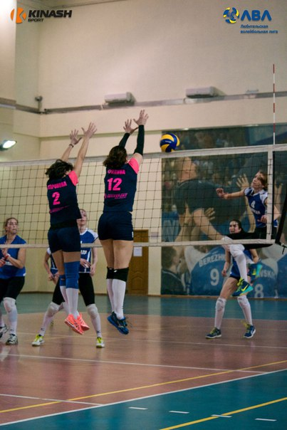 Любительский волейбол :: Просмотр темы - ПАЛЛАДА-1  м