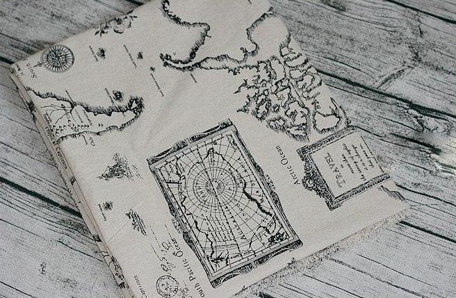 Ткань для рукоделия -