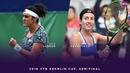 Ons Jabeur vs. Anastasija Sevastova | 2018 VTB Kremlin Cup Semifinal | WTA Highlights