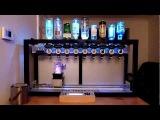 The Inebriator - Arduino Cocktail Machine - Dispensing Signature Cocktail