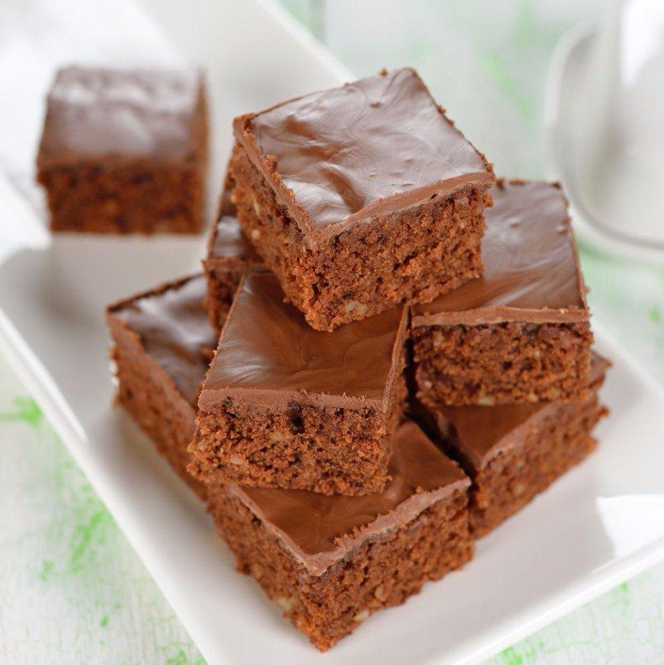 ПРОСТЫЕ ШОКОЛАДНЫЕ ПИРОЖНЫЕ Обалденно вкусно! ИНГРЕДИЕНТЫ: ● сахар 1 стакан ●