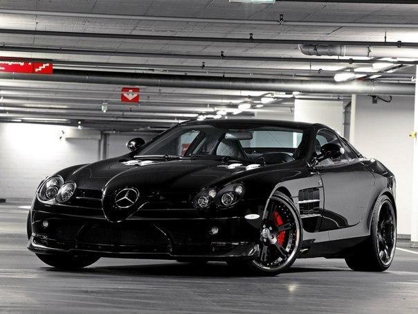 """Wheelsandmore Mercedes-Benz SLR McLaren """"722 Epochal"""" 5.4L V8 Мощность: 727 л.с. Крутящий момент: 950 Нм Привод: Задний Максимальная скорость: 350 км/ч Разгон до 100 км/ч: 3 сек Масса: 1675 кг"""