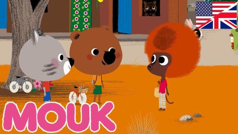 Kids' English | Mouk - Good As New ! S01E17 HD | Cartoon for kids