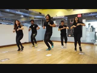 Haseeno Ka Deewana _ Kaabil _ Raftaar Payal Dev _ Zumba Dance Routine _ Dil Gr