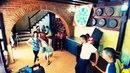 Yoel Marrero Bailando Son en la Casa del Ron en Santiago de Cuba