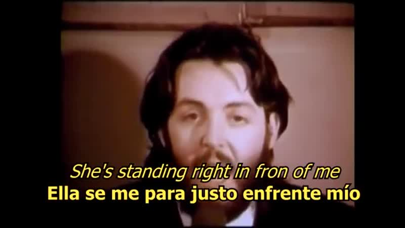 Let it be- The Beatles (LYRICS_LETRA) [Original]