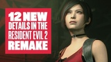 12 Cool New Things in Resident Evil 2 Remake - Resident Evil 2 Leon Claire Ada Gameplay