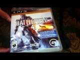 Battlefield 4 Unboxing PS3 Before Release