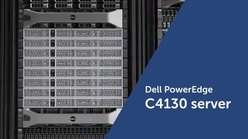 PowerEdge C4130 Server Overview