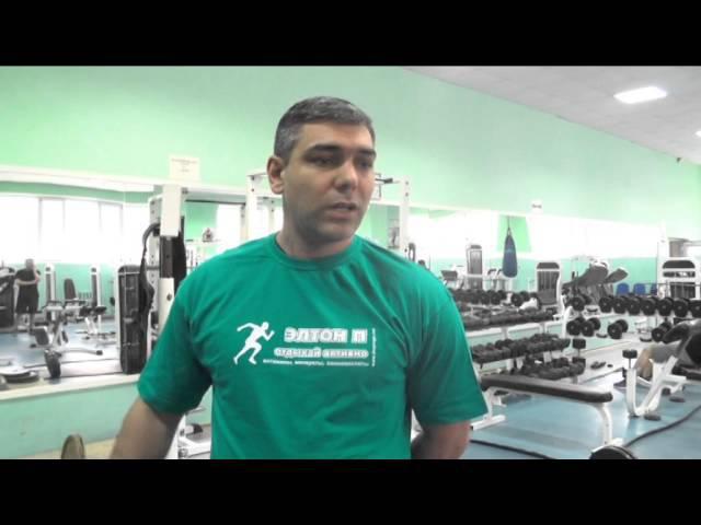 Александр Казаченко - мастер спорта по тяжелой атлетике о Леветоне для женщин