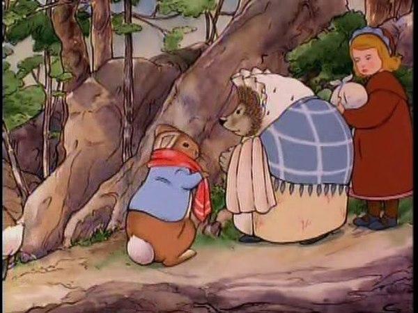 Мир Кролика Питера. 6 серия. Сказка о миссис Тигги-Уинкл и мистере Джереми рыболове
