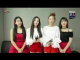 180814 Red Velvet @ MBC Under Nineteen Message
