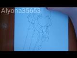 Как нарисовать Ами Коэн (Кавамура)