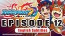 Sub Episode 12 Future Card Buddyfight Triple D Animation