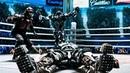 Атом против Зевса Раунд 1. Живая сталь. 2011