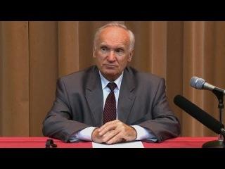 Профессор МДА Осипов А.И. - Проблема смысла жизни (Третьяковка, Москва, 2012)