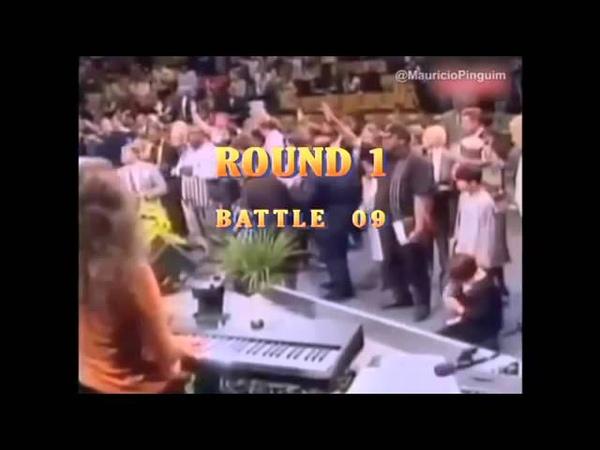 Evangelical Christian Faith Healer versus Street Fighter Bullshido