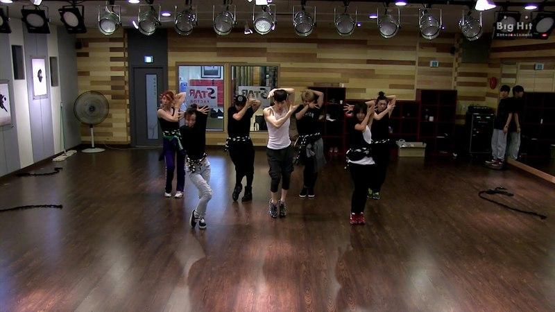 JoKwon(2AM) - Animal Dance Practice