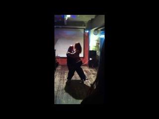 Bachata Performans Alexander Kostenko&Anastasia Pavlova, DanceFirst
